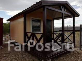 Строим дома, гаражи, магазины, бытовые модули из сэндвич - панелей