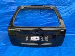 Крышка багажника черная Kia Sportage 2