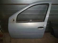 Дверь передняя левая для Renault Logan 2005-2014