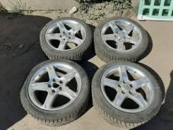"""Оригинальные диски Toyota R17 8jj ET50. 8.0x17"""" 5x114.30 ET50 ЦО 60,1мм."""