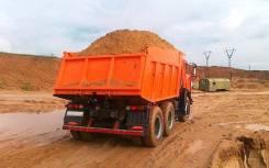 Перевозка (доставка) песка