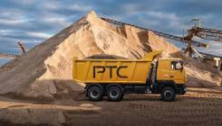 Перевозка (доставка) карьерного песка
