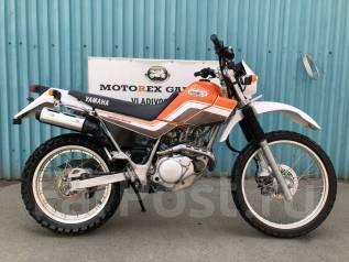 Yamaha XT 225. 225куб. см., исправен, без пробега