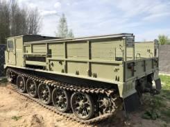 КМЗ АТС-59Г. АТС-59Г с лебёдкой в Минске, 38 800куб. см.