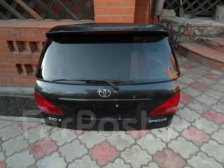 Дверь задняя багажника Toyota Ipsum АСМ 21 2002г. в Красноярске