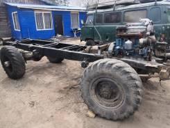 ГАЗ 66. Продам шасси с установленным дизелем, 4 200куб. см., 3 500кг., 4x4