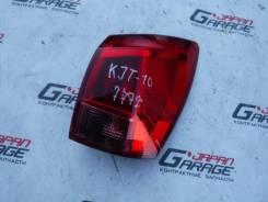 Стоп-сигнал Nissan Dualis, KJ10, MR20DE, правый