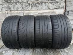 Bridgestone Potenza RE050A. летние, 2011 год, б/у, износ 20%