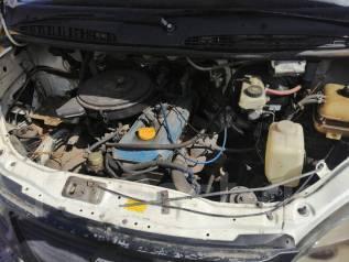 Двигатель 406 карбюраторный в сборе с мкпп Газ Газель
