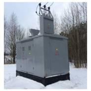 Изготовление и монтаж трансформаторных подстанций