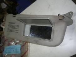 Козырек солнцезащитный (внутри) для Kia Opirus 2003-2010