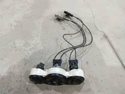 Блок управления кондиционером Ford Focus 1 [98AB18C419]