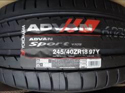 Yokohama Advan Sport V105S, 245/40 R18 97Y
