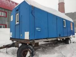 "Sever Trucks. Продается вагон на колесах ""Север-2"" на базе прицепа 8574-02"