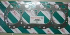 Прокладка головки блока цилиндров TD25 FUJI 11044-44G01, TG6216 Nissan