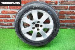 Литье запаска Mark2 JZX110 + Резина Bridgestone ''16 [Turboparts]