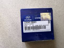 Кольца поршневые STD Ceed i30 Elantra HD Cerato 08- Rio 11- Soul i20 Solaris Venga Hyundai 230402B001