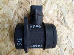 Расходомер воздуха Seat Alhambra 2005-2010 1.9 TDI PD (BVK) 038906461B