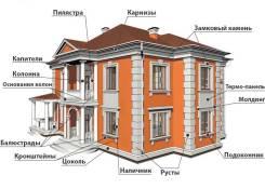 Архитектурный Декор из Пенополистирола