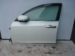 Дверь передняя левая Nissan Teana J32 белая