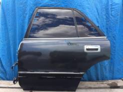 Дверь зад лево Toyota Mark 2 GX81 1GFE
