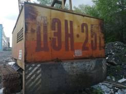 ДЭК-251. Кран