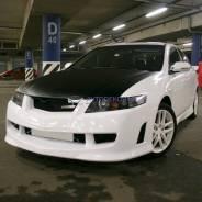 "Передний бампер ""Mugen"" на Honda Accord 7 (Аккорд 7) 2002-2006г"