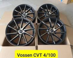 "Vossen CVT. 7.5x17"", 4x100.00, ET40, ЦО 73,1мм."