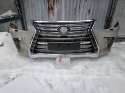 Бампер передний Lexus Lx570, Lx450d, Lx460 c 2015+