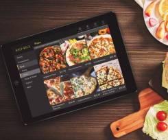 Создание электронного меню для ресторанов и кафе