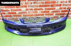 Бампер передний *EuroR* Honda Accord 6 CL1 (B502P) [Turboparts]
