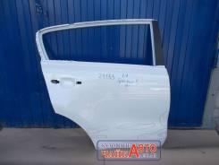 Дверь задняя правая Kia Sportage 4 QL с 2016г