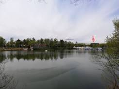 Здание на берегу озера, Красная линия. Улица Герцена 2а, р-н Индустриальный, 516,0кв.м.