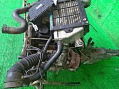 Двигатель НА Mitsubishi Pajero MINI H58A 4A30T