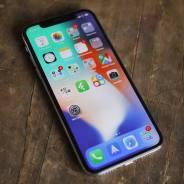 Apple iPhone X. Новый, 256 Гб и больше, Черный, 4G LTE, Защищенный, NFC