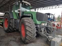 Fendt. Трактор
