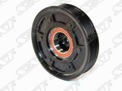 Муфта кондиционера в сборе Toyota Corolla ZRE151 06-13 1.6 1ZR