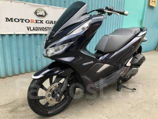 Honda PCX 125. 125куб. см., исправен, птс, без пробега