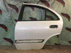 Дверь задняя левая Nissan Bluebird Sylphy QG10 WK0