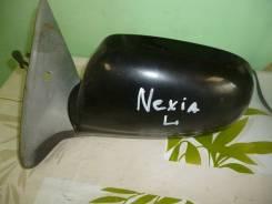 Зеркало левое механическое для Daewoo Nexia 1995-2016 в Вологде