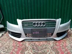 Бампер передний в сборе! S-LINE Audi A4 B8 Quattro 2.0