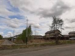 Продается участок в коттеджном поселке в р-не с. Виноградовка. 1 000кв.м., собственность, электричество
