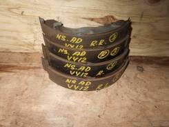 Колодки тормозные барабанные Nissan AD VAY12 комплект AY360NS096