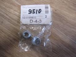 Гайка крепления глушителя Nissan 08918-3401A Nissan