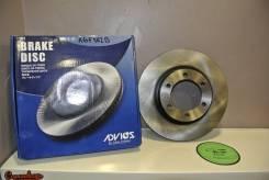 Диск тормозной передний Advics A6F182 43512-60150 A6F182