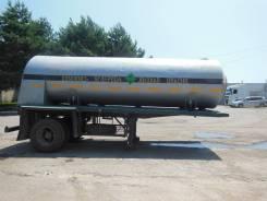 ОдАЗ. Продаётся полуприцеп-цистерна ЦЖУ-6, 6 000кг.