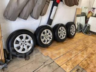 """Продам колёса. 6.0x15"""" 5x100.00 ET-45 ЦО 54,1мм."""