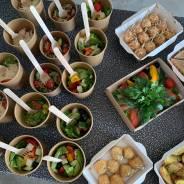 Доставка еды в офис на день рождения, корпоратив