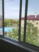 4-комнатная, улица Краснознаменная 147. Центр, частное лицо, 75,0кв.м. Вид из окна днём