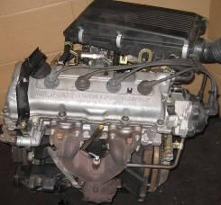 Двигатель Nissan Almera  Primera GA16DE